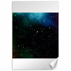 Galaxy Space Universe Astronautics Canvas 20  X 30   by Celenk