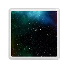 Galaxy Space Universe Astronautics Memory Card Reader (square)  by Celenk