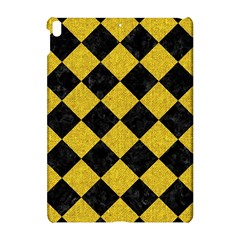 Square2 Black Marble & Yellow Denim Apple Ipad Pro 10 5   Hardshell Case by trendistuff