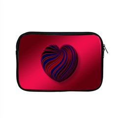 Heart Love Luck Abstract Apple Macbook Pro 15  Zipper Case