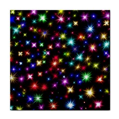 Fireworks Rocket New Year S Day Tile Coasters