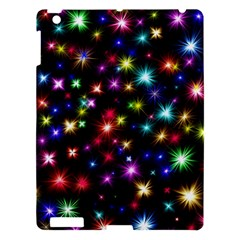 Fireworks Rocket New Year S Day Apple Ipad 3/4 Hardshell Case by Celenk