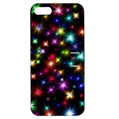 Fireworks Rocket New Year S Day Apple Iphone 5 Hardshell Case With Stand by Celenk