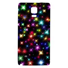 Fireworks Rocket New Year S Day Galaxy Note 4 Back Case by Celenk