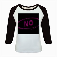 No Cancellation Rejection Kids Baseball Jerseys