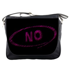 No Cancellation Rejection Messenger Bags