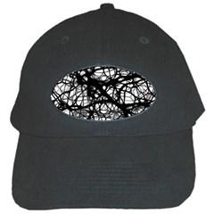 Neurons Brain Cells Brain Structure Black Cap