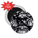 Neurons Brain Cells Brain Structure 2.25  Magnets (10 pack)