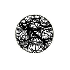 Neurons Brain Cells Brain Structure Hat Clip Ball Marker (4 pack)