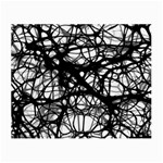 Neurons Brain Cells Brain Structure Small Glasses Cloth