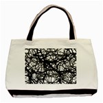 Neurons Brain Cells Brain Structure Basic Tote Bag