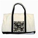 Neurons Brain Cells Brain Structure Two Tone Tote Bag