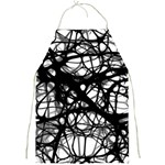 Neurons Brain Cells Brain Structure Full Print Aprons