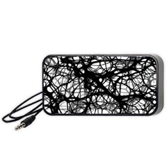 Neurons Brain Cells Brain Structure Portable Speaker by Celenk