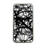 Neurons Brain Cells Brain Structure Apple iPhone 4 Case (Clear)