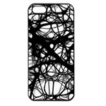 Neurons Brain Cells Brain Structure Apple iPhone 5 Seamless Case (Black)
