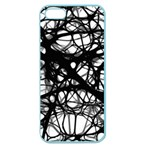 Neurons Brain Cells Brain Structure Apple Seamless iPhone 5 Case (Color)