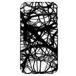 Neurons Brain Cells Brain Structure Apple iPhone 4/4S Hardshell Case (PC+Silicone)
