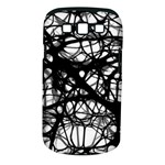 Neurons Brain Cells Brain Structure Samsung Galaxy S III Classic Hardshell Case (PC+Silicone)