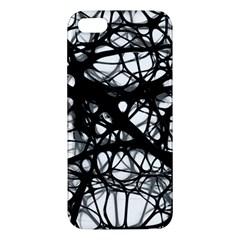 Neurons Brain Cells Brain Structure Apple iPhone 5 Premium Hardshell Case