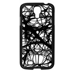 Neurons Brain Cells Brain Structure Samsung Galaxy S4 I9500/ I9505 Case (Black)