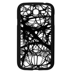 Neurons Brain Cells Brain Structure Samsung Galaxy Grand DUOS I9082 Case (Black)