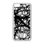 Neurons Brain Cells Brain Structure Apple iPhone 5C Seamless Case (White)