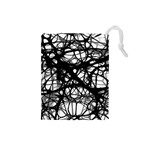 Neurons Brain Cells Brain Structure Drawstring Pouches (Small)