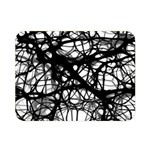 Neurons Brain Cells Brain Structure Double Sided Flano Blanket (Mini)