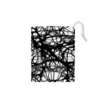 Neurons Brain Cells Brain Structure Drawstring Pouches (XS)