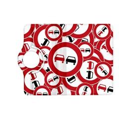 Overtaking Traffic Sign Kindle Fire Hd (2013) Flip 360 Case by Celenk