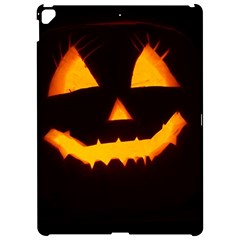 Pumpkin Helloween Face Autumn Apple Ipad Pro 12 9   Hardshell Case by Celenk