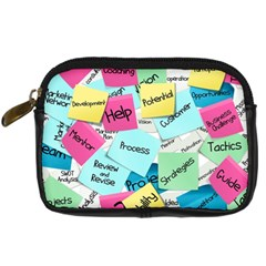 Stickies Post It List Business Digital Camera Cases by Celenk