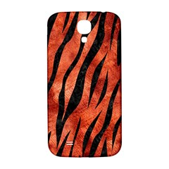 Skin3 Black Marble & Copper Paint Samsung Galaxy S4 I9500/i9505  Hardshell Back Case by trendistuff