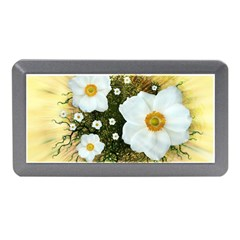 Summer Anemone Sylvestris Memory Card Reader (mini) by Celenk
