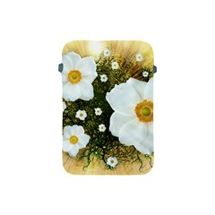 Summer Anemone Sylvestris Apple Ipad Mini Protective Soft Cases by Celenk