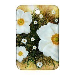 Summer Anemone Sylvestris Samsung Galaxy Note 8 0 N5100 Hardshell Case  by Celenk
