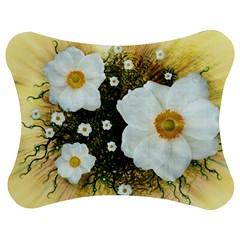Summer Anemone Sylvestris Jigsaw Puzzle Photo Stand (bow) by Celenk