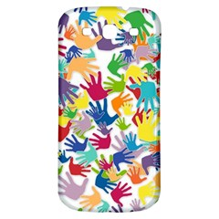 Volunteers Hands Voluntary Wrap Samsung Galaxy S3 S Iii Classic Hardshell Back Case by Celenk