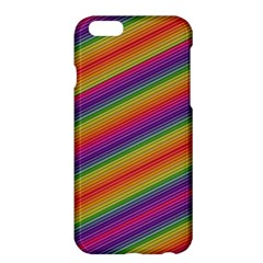 Spectrum Psychedelic Green Apple Iphone 6 Plus/6s Plus Hardshell Case by Celenk