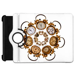 Time Clock Alarm Clock Time Of Kindle Fire Hd 7  by Celenk