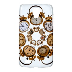 Time Clock Alarm Clock Time Of Galaxy S4 Active by Celenk