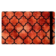 Tile1 Black Marble & Copper Paint Apple Ipad Pro 9 7   Flip Case by trendistuff
