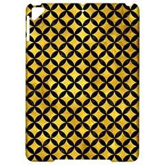 Circles3 Black Marble & Gold Paint Apple Ipad Pro 9 7   Hardshell Case by trendistuff