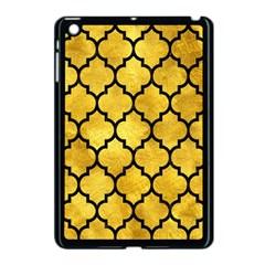 Tile1 Black Marble & Gold Paint Apple Ipad Mini Case (black) by trendistuff