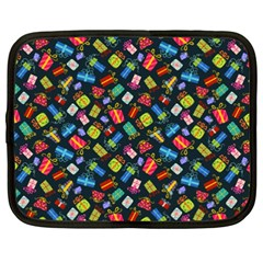 Christmas Pattern Netbook Case (xxl)  by tarastyle