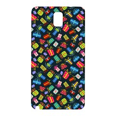 Christmas Pattern Samsung Galaxy Note 3 N9005 Hardshell Back Case by tarastyle