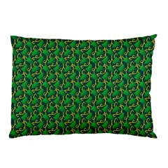 Christmas Pattern Pillow Case (two Sides) by tarastyle