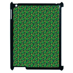 Christmas Pattern Apple Ipad 2 Case (black) by tarastyle