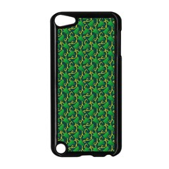 Christmas Pattern Apple Ipod Touch 5 Case (black) by tarastyle
